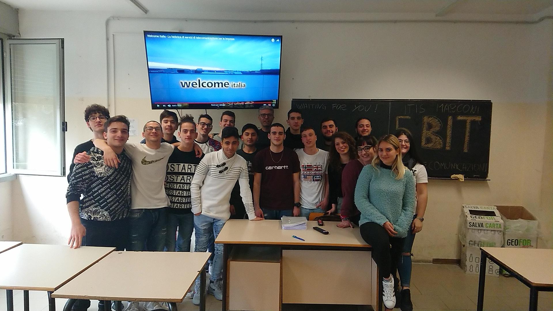 Corso di Telecomunicazioni per la classe 5BIT A.S. 2019-20