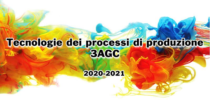 3AGC_Tecnologie dei processi di produzione
