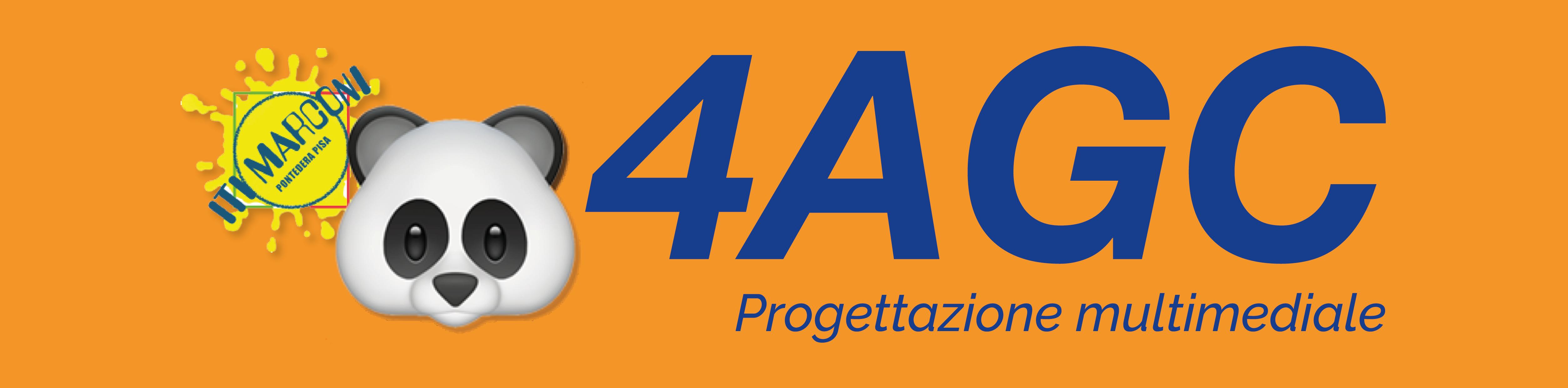 4AGC - Progettazione multimediale -  a.s. 2020-2021